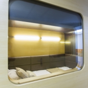 Sleepbox Residence Window