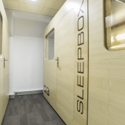 Sleepbox Exterior View