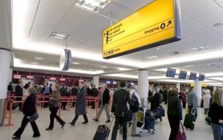 Scottish Airport, Edinburgh Airport