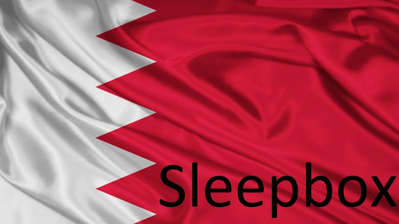 Sleepbox Bahrain