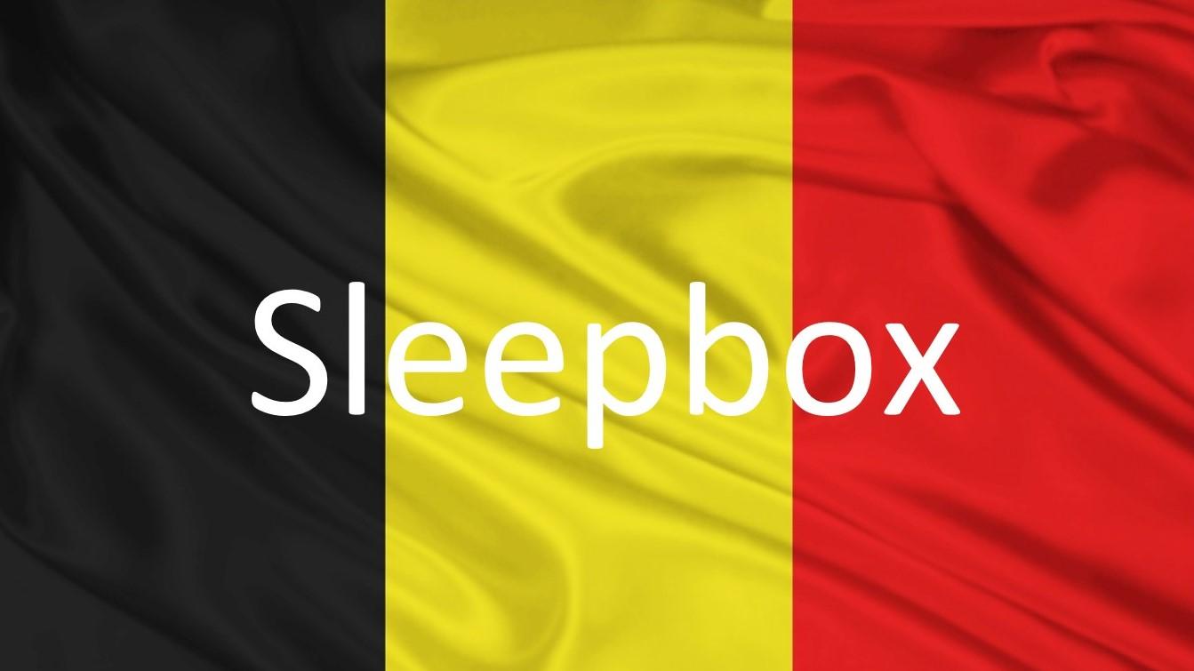 Sleepbox Belgium