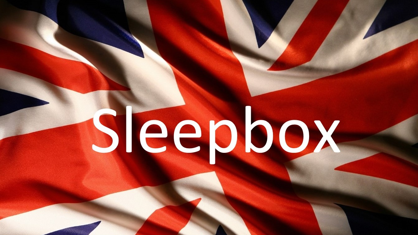 Sleepbox United Kingdom