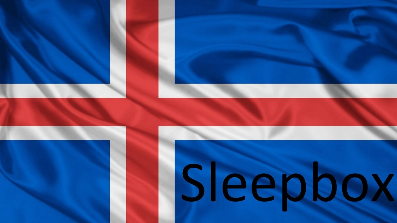 Sleepbox Iceland