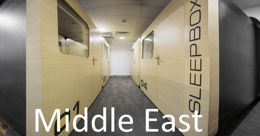Sleepbox Middle East
