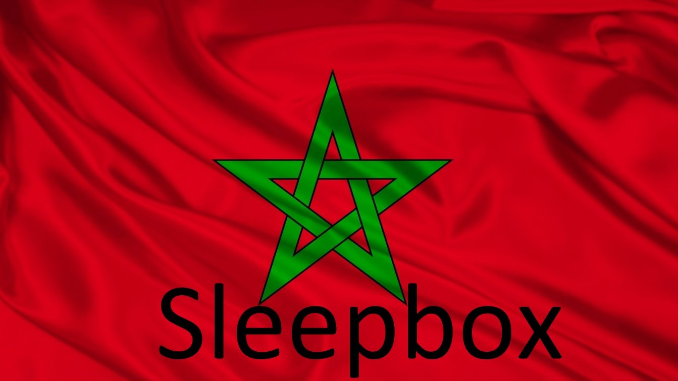Sleepbox Morocco