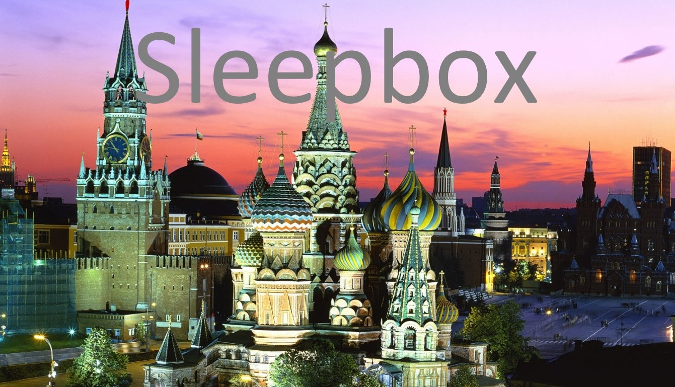 Sleepbox Moscow