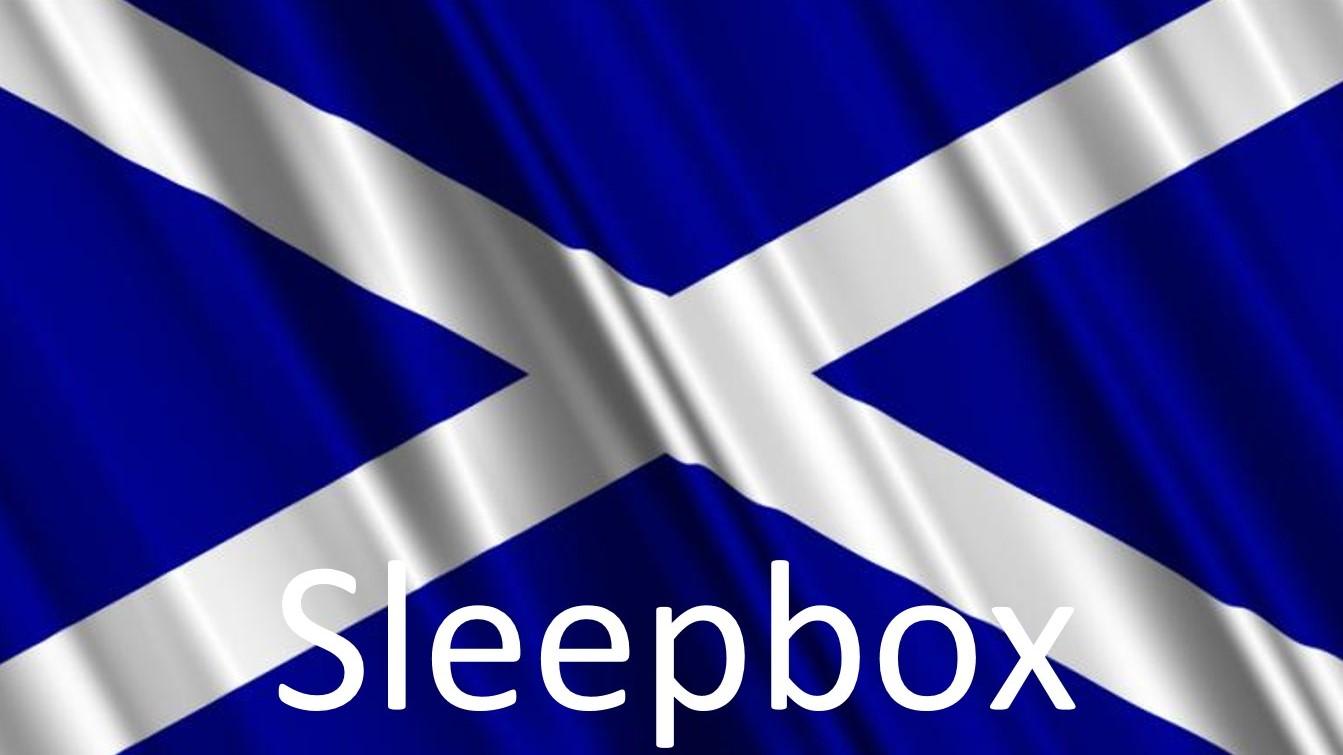 Sleepbox Scotland