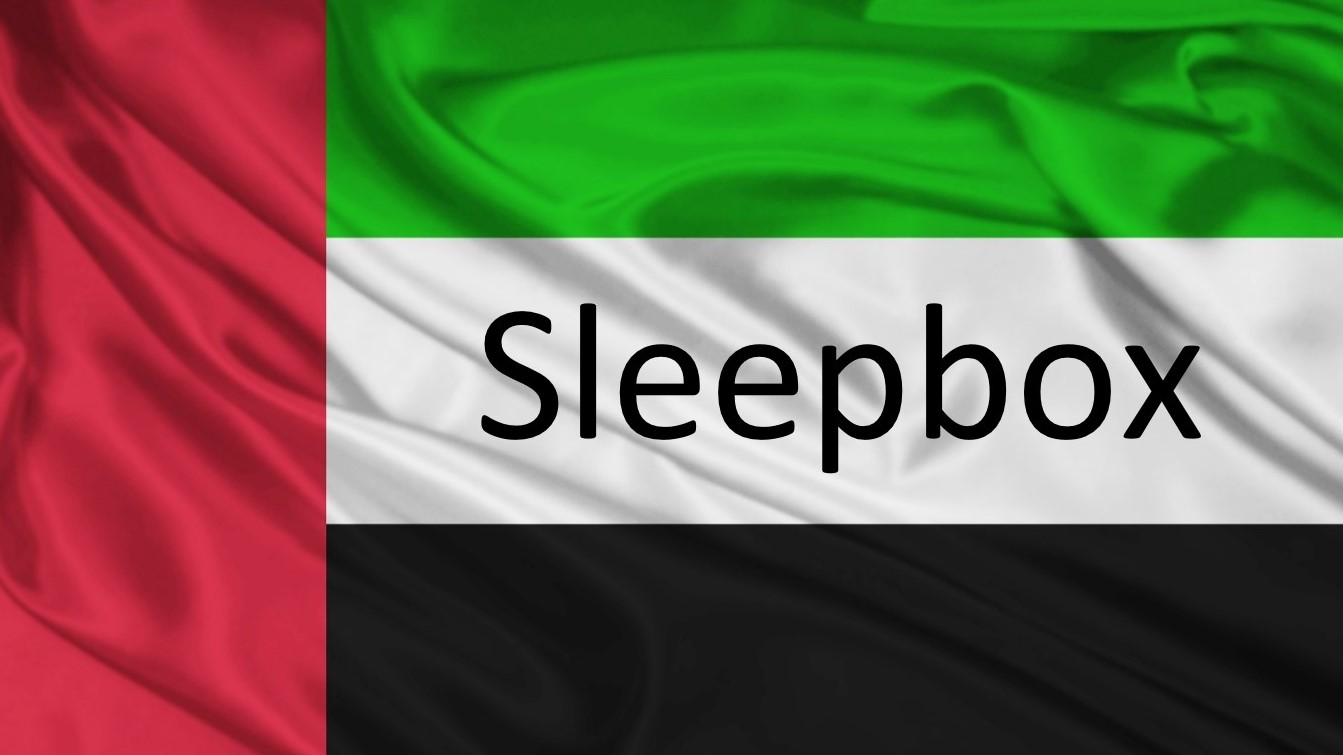 Sleepbox UAE