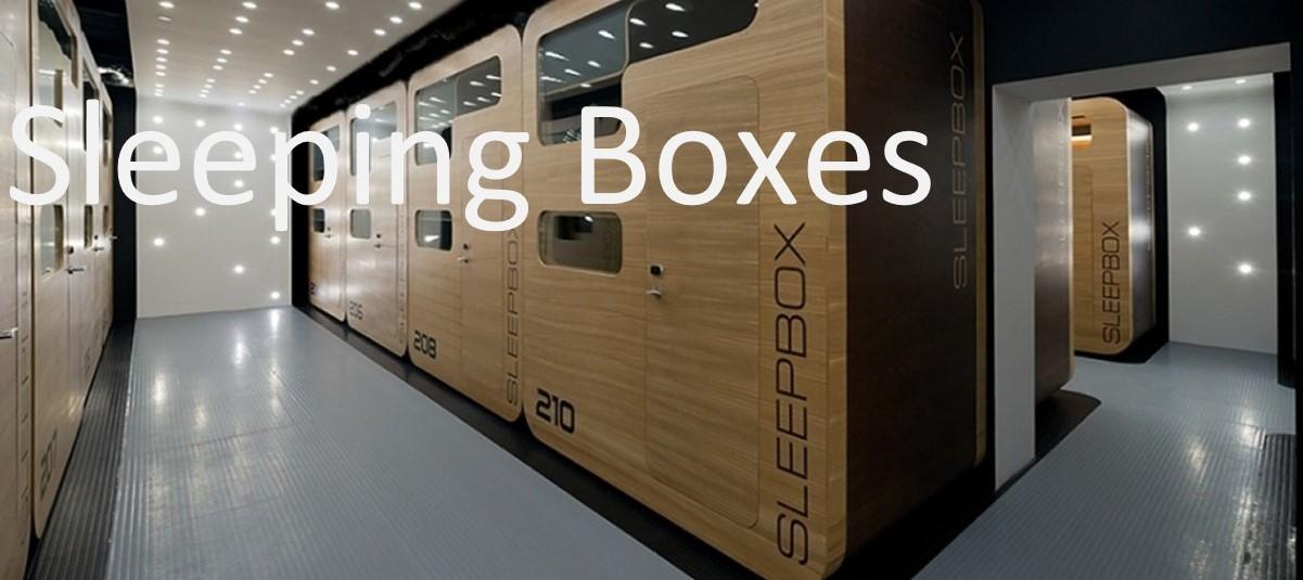 Sleeping Boxes