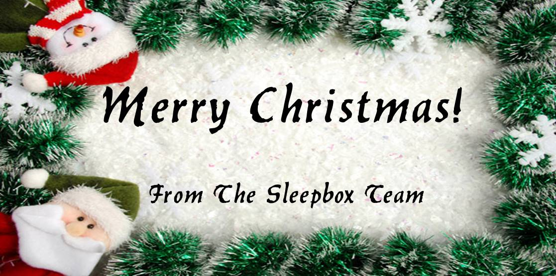 Sleepbox Christmas